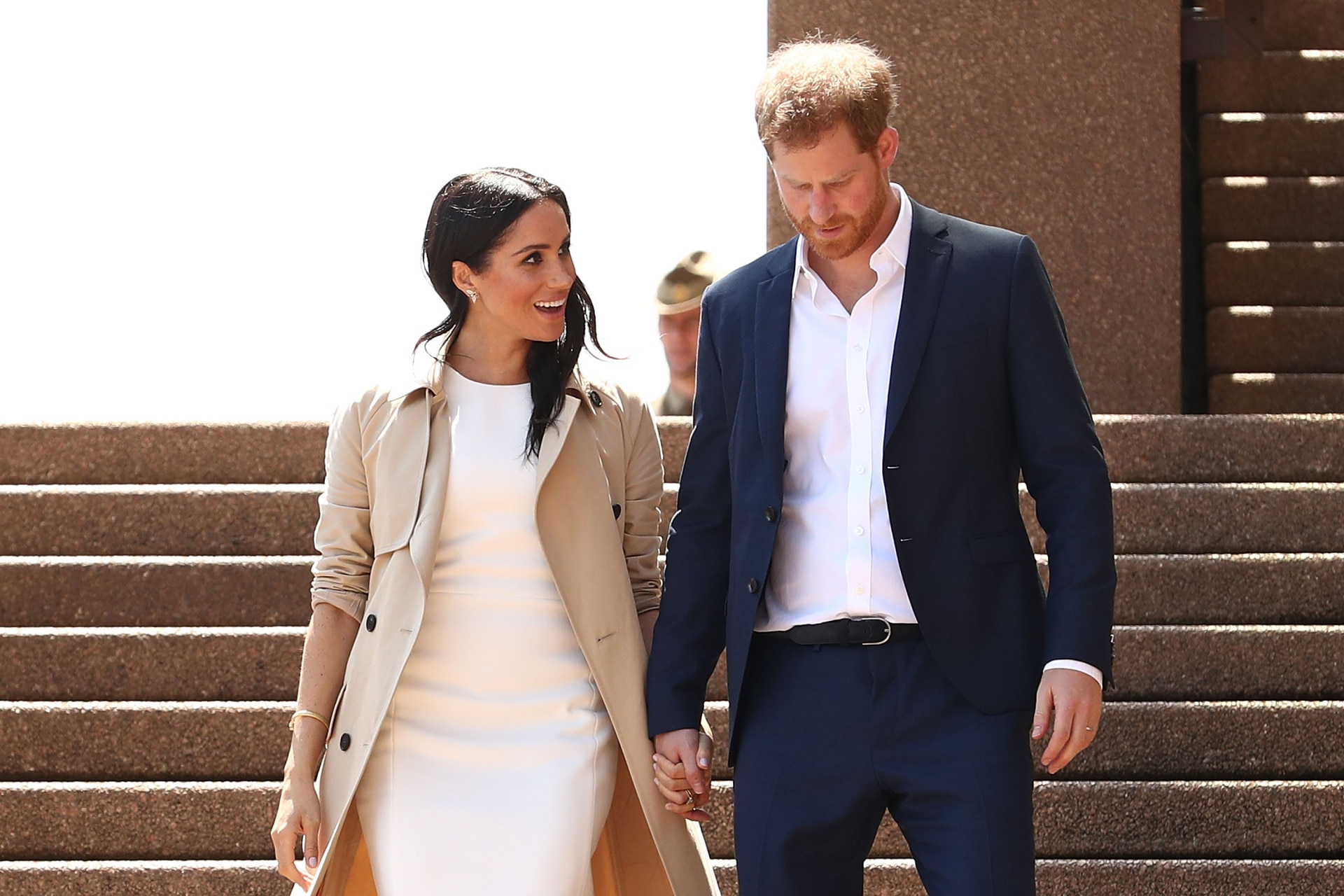 Meghan Markle celebrated Prince Harry's birthday with a sweet message and an unseen picture of baby Archie