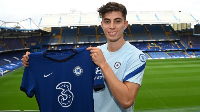Kai Havertz is the most expensive signing of the summer so far.
