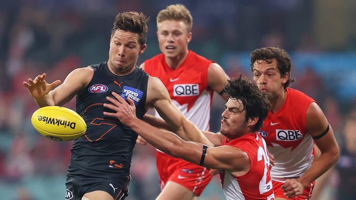AFL Rd 5 - Sydney v GWS