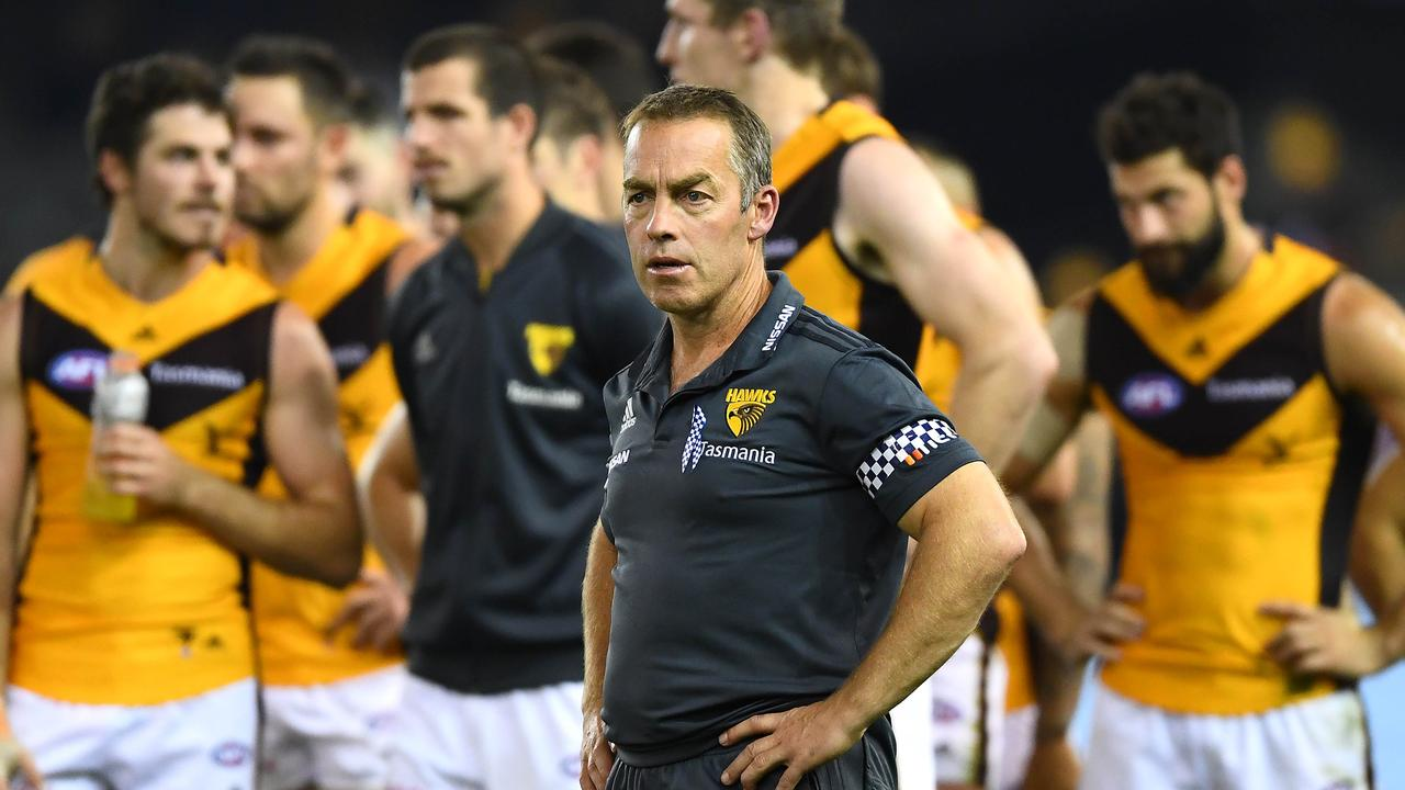 Don't write off coaching genius Alastair Clarkson.