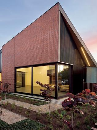 Middle Park House by Jackson Clements Burrows. Picture: John Gollings.