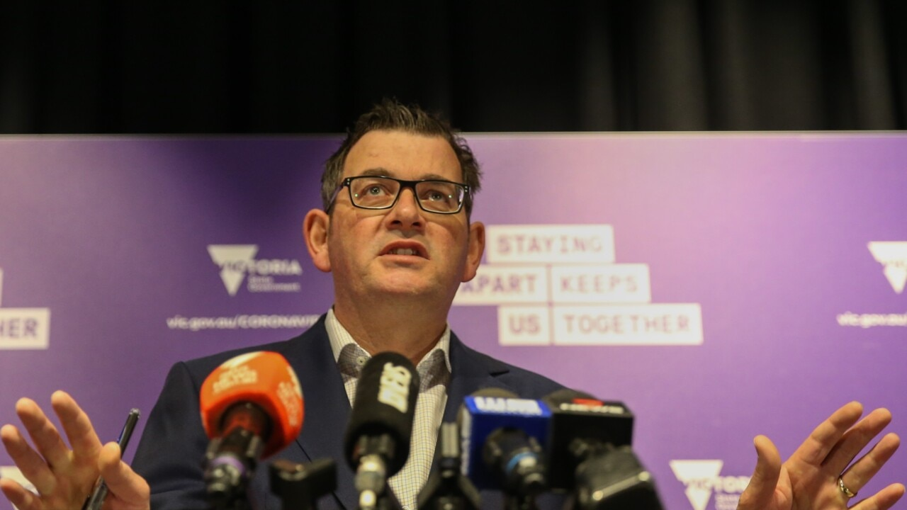 Andrews denies government, health authorities to blame for quarantine failures