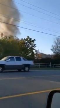 Large Explosion Rocks Harrisonburg, Virginia