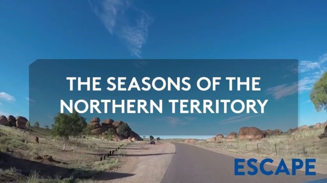 THE SEASONS OF THE NORTHERN TERRITORY