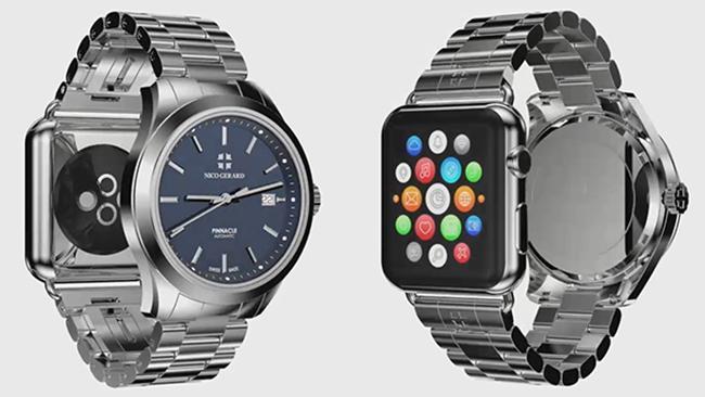 $154,000 mutant Apple Watch