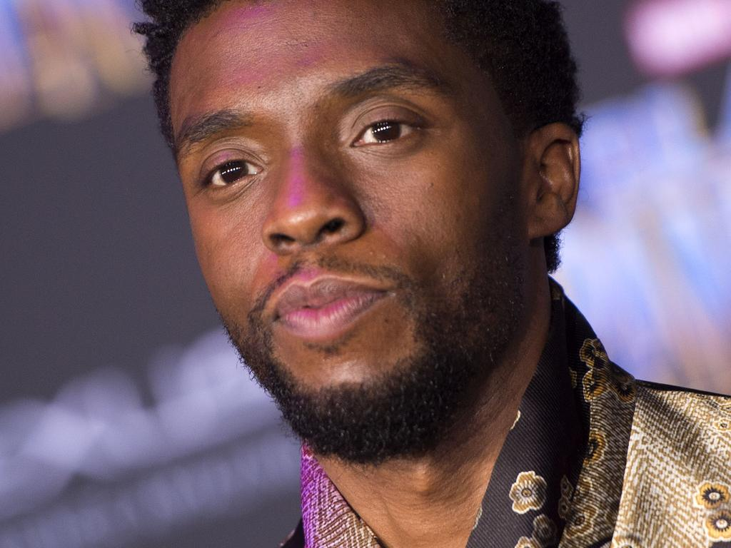 """(FILES) In this file photo taken on January 29, 2018 actor Chadwick Boseman attends the world premiere of Marvel Studios' """"Black Panther,"""" in Hollywood, California. - There will be only one T'Challa: Disney paid tribute to the late Chadwick Boseman on December 10, 2020 by announcing that his pioneering role in """"Black Panther"""" will not be recast in the sequel, as the company set out details of its upcoming Marvel superhero films and series. (Photo by VALERIE MACON / AFP)"""