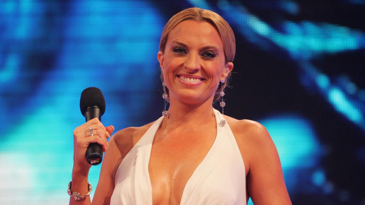 Former Big Brother host Gretel Killeen seemed sceptical about a Big Brother reboot. Picture: Supplied.