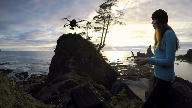 Rod Chester reviews the GoPro Karma and Hero5 Black