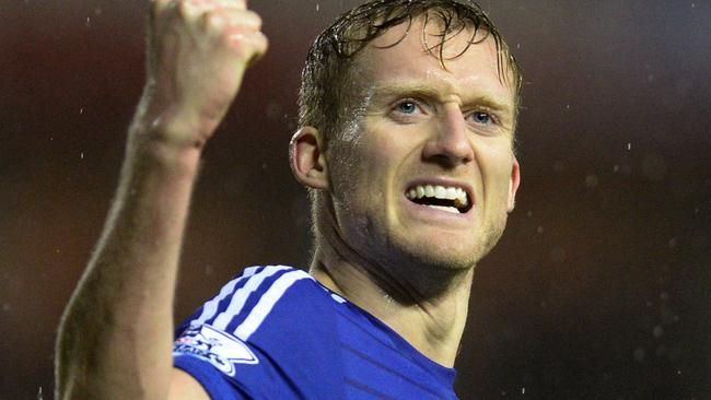 Andre Schurrle is off to the Bundesliga.