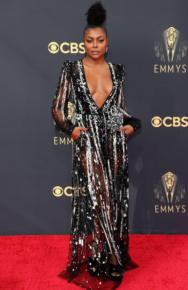 Taraji P. Henson. Picture: Rich Fury/Getty Images/AFP