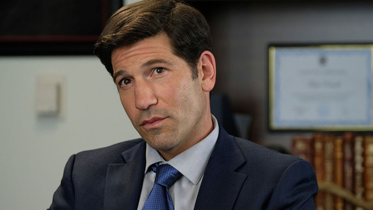 """Jon Bernthal in The Premise's """"Moment of Silence"""" episode. Picture: FX on Hulu"""