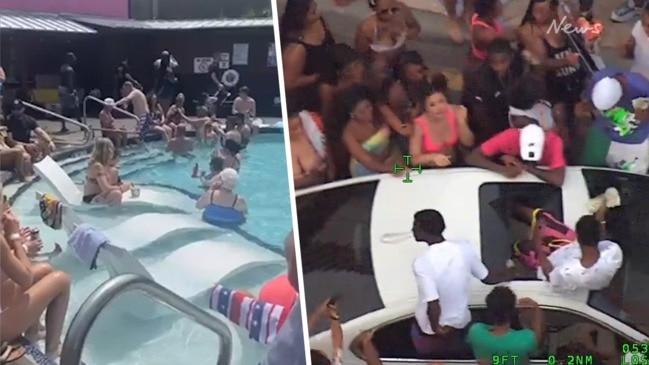 Coronavirus US: Hundreds ignore social distancing at wild Ozarks party
