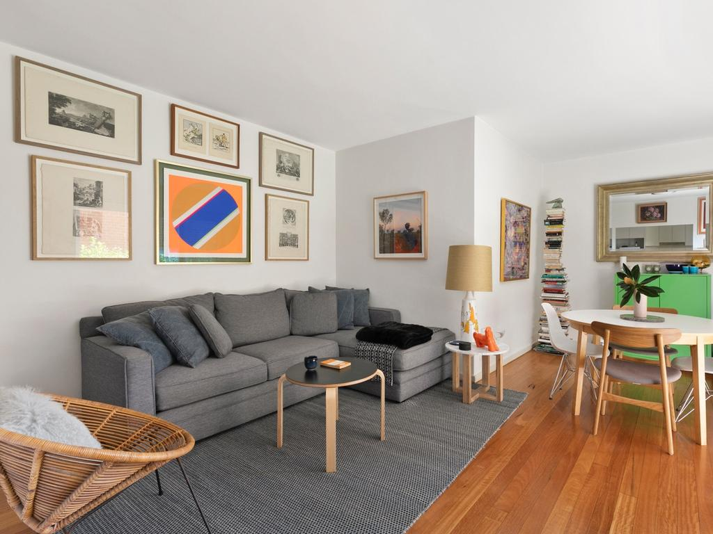 This Isabel Ave apartment is priced at close to the Sydney median unit price.
