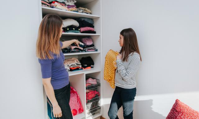 Ex-mother-in-law demands mum return clothes she bought for her daughter