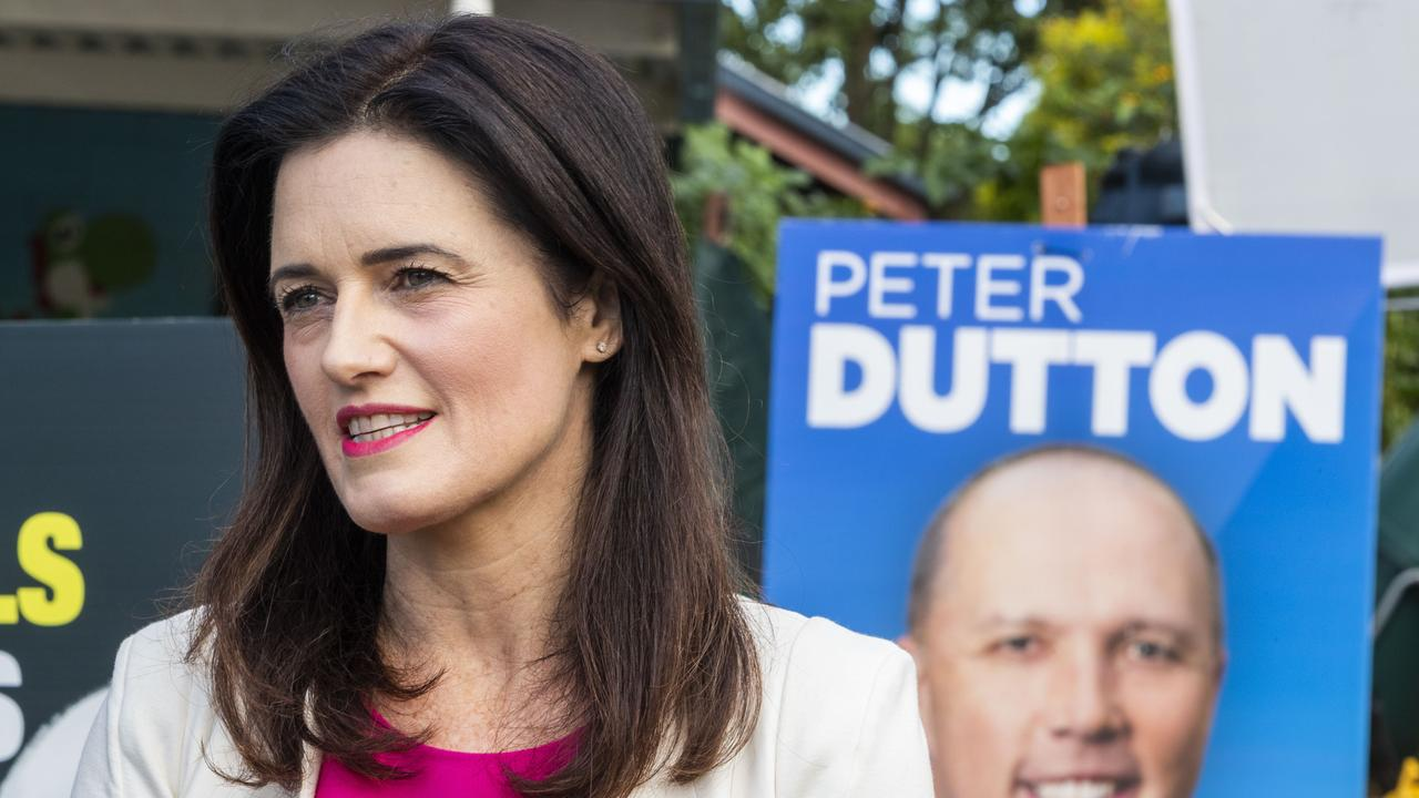 Ali France campaigned as the Labor candidate for the seat of Dickson against Peter Dutton in 2019. Picture: Glenn Hunt/AAP