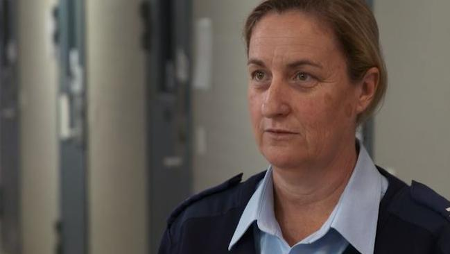 Nicole is a senior correctional officer at Silverwater.