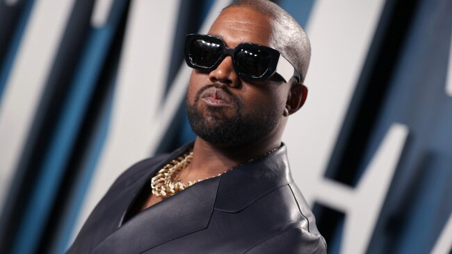 Kanye West has filed legal documents to change his name. Picture: Getty Images