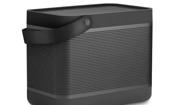 Beoplay Beolit 17 portable wireless speaker has a 24-hour battery life.