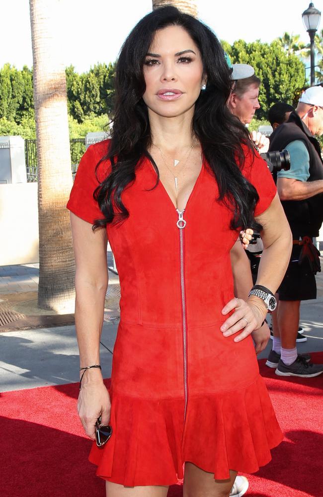 TV personality Lauren Sanchez. Picture: Paul Archuleta/Getty Images