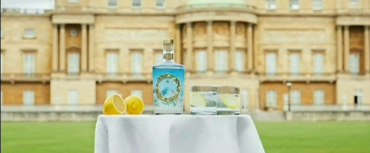 Royal family releases its own dry gin to market