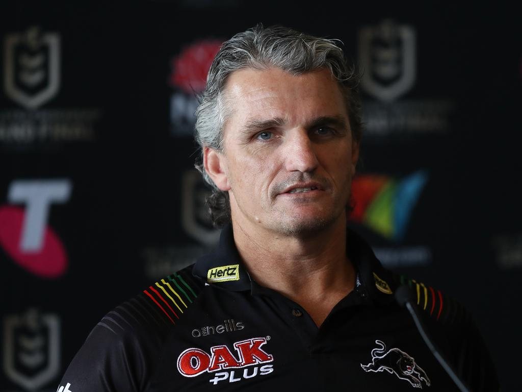 Cleary is one NRL coach who is hoping his international stars stay on Aussie shores.