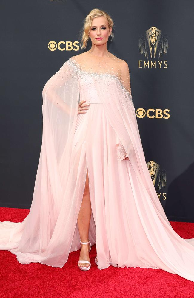 Beth Behrs. Picture: Rich Fury/Getty Images/AFP