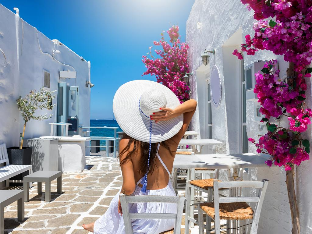 This is how you can travel around the Greek Island — and get paid.