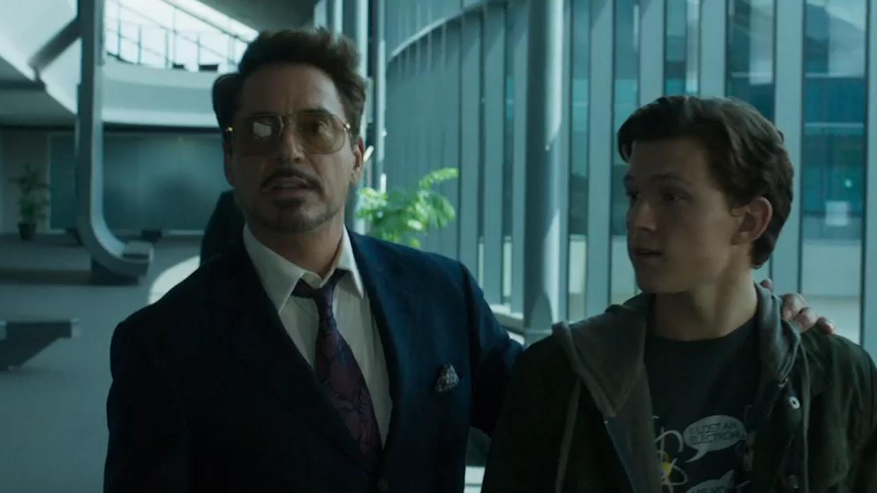 Spider-Man: Homecoming - Coolest. Mentor. Ever.