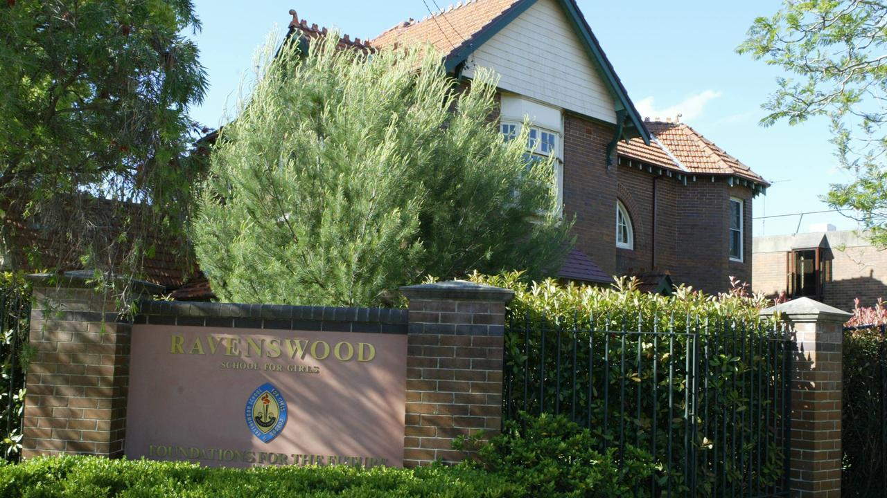 Ravenswood School for Girls has gone further than the government's official advice.