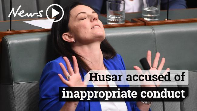 Emma Husar accused of inappropriate conduct