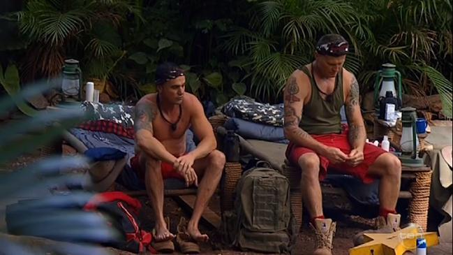 I'm a Celeb: Camp mates don't agree on Australia Day celebrations