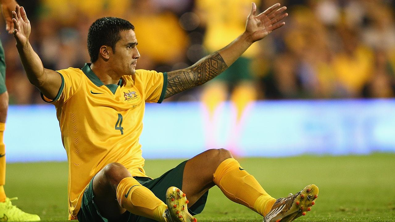 No A-League guest stint for 'chilling' Cahill