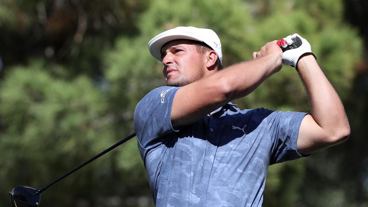 Bryson DeChambeau is breaking new frontiers in golf.