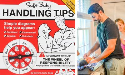 We found the perfect gift for new parents