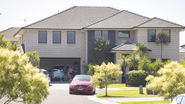 The Kellyville Ridge home where the twins were rescued.