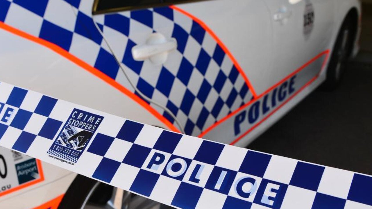 A 75-year-old man has died and a 68-year-old woman has been critically injured in an accident southwest of Ipswich.
