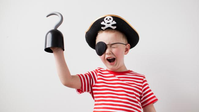 9. In Victoria, according to Section 70C of Crimes Act 1958, corresponding or doing business with pirates is illegal and can result in 10 years' imprisonment.