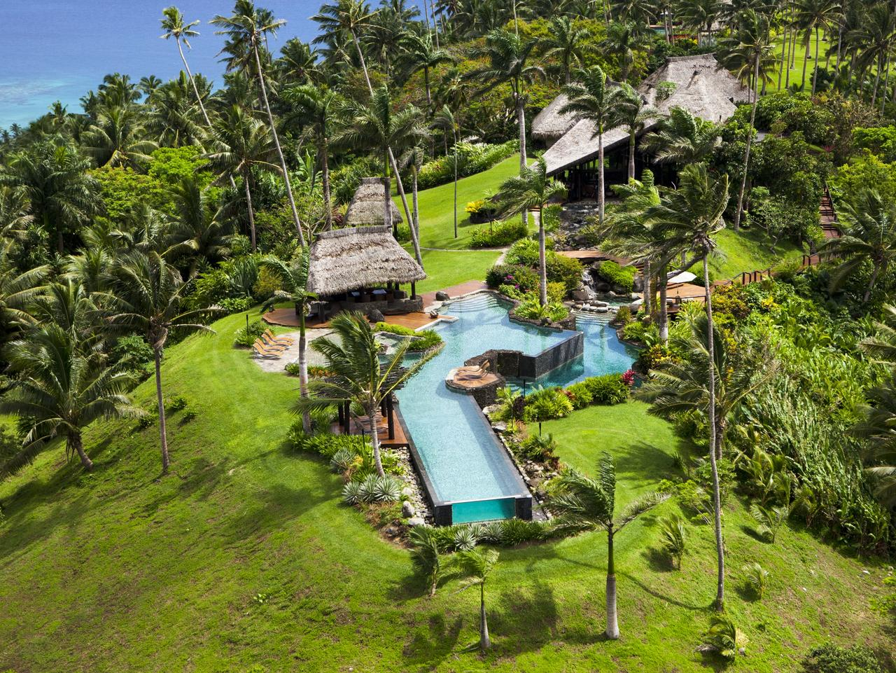 Delana Hilltop Estate, Laucala Island, Fiji. Picture: Supplied
