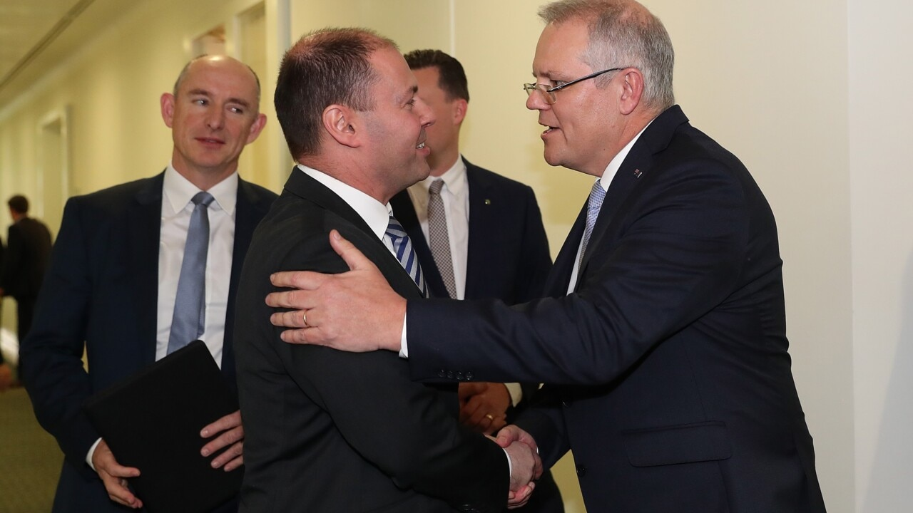 Newspoll indicates voters back Morrison budget