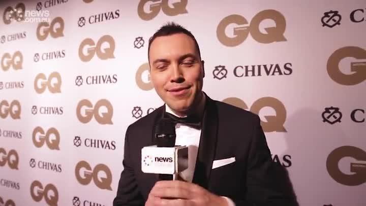 GQ awards 2016
