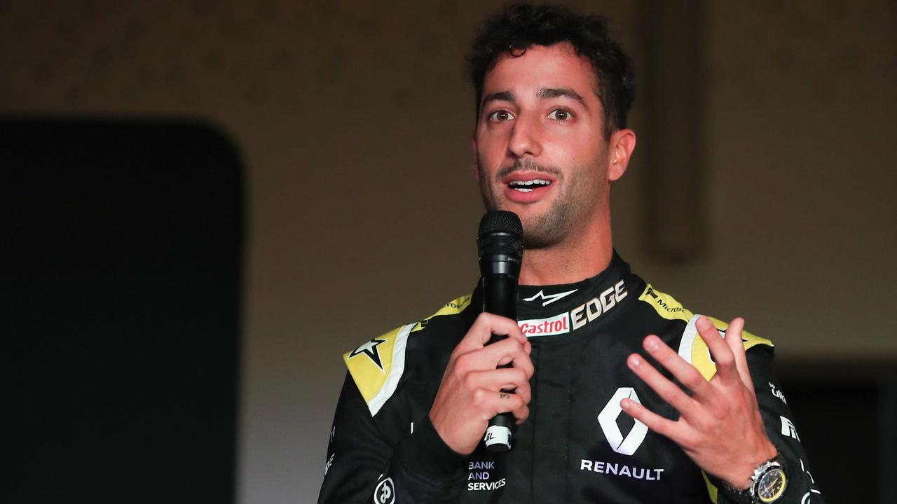 Daniel Ricciardo had a slow start to his time at Renault.