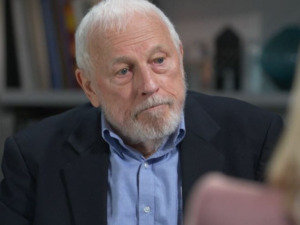 Ron Miscavige fears for his daughter-in-law. Picture: 60 Minutes