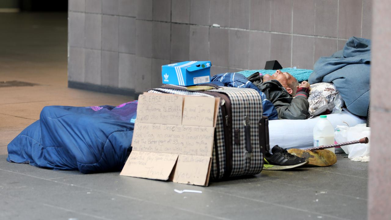There are protections in place to avoid renters being kicked out onto the street. Picture: Damian Shaw/NCA NewsWire