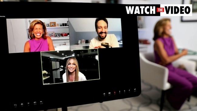 Jennifer Lopez's awkward Ben Affleck interview (TODAY)