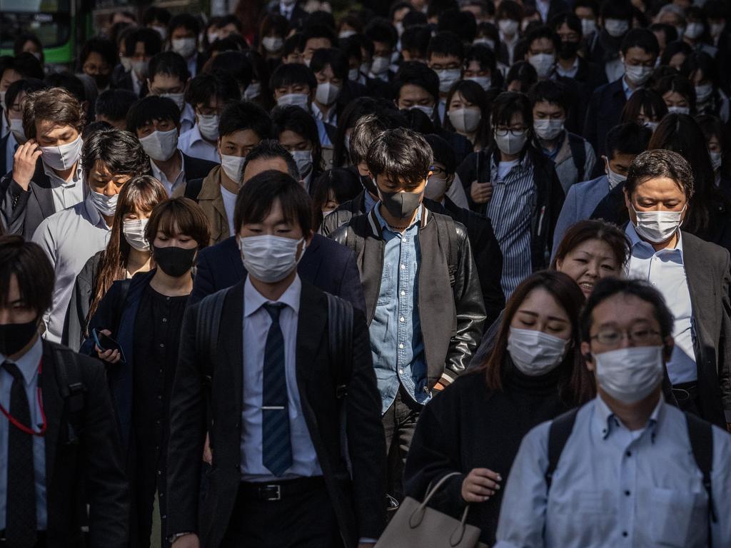 Japan is still battling to contain the spread of coronavirus.
