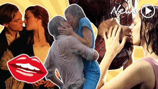 The most iconic movie kisses of all time
