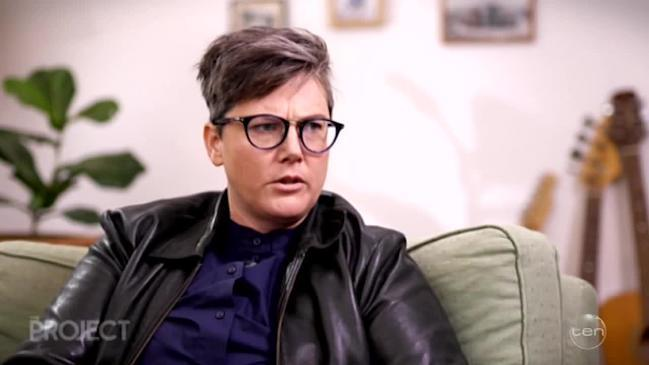 Hannah Gadsby on being too scared to perform Nanette