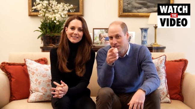 William and Kate launch their own YouTube channel