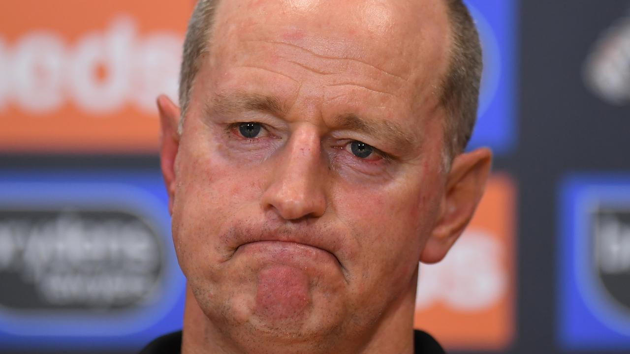 Michael Maguire kept his job after the Tigers board meeting.