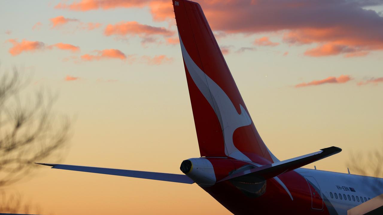 Qantas Stock